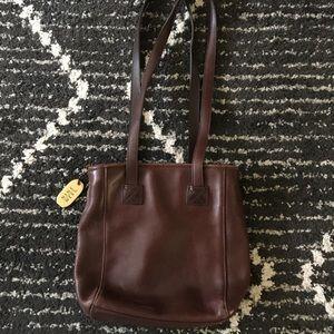 Gorgeous vintage Nine West leather bag